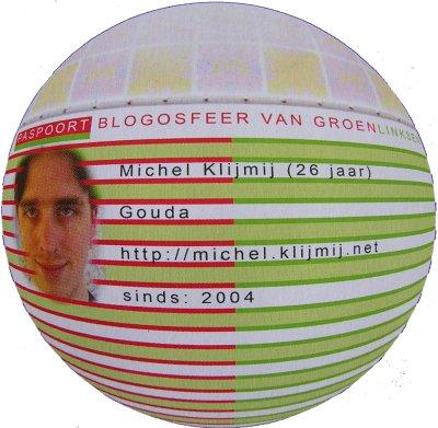 Paspoort Planeet GroenLinks