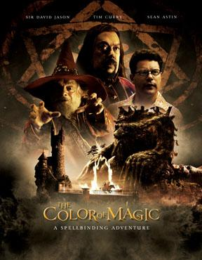Colour of Magic poster