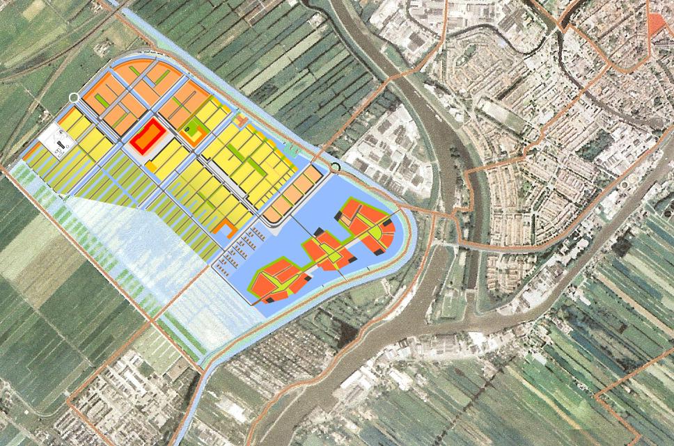 Masterplan Westergouwe
