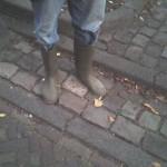 Ouderwets degelijke laarzen