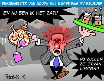 Cartoon: Peter Boersma