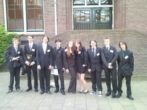 De delegatie