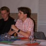 Michel in het SGP debat